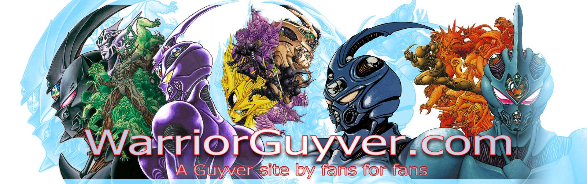 Warrior Guyver.com
